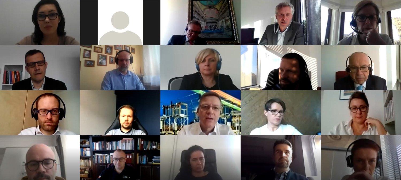 Pozytywne skutki kryzysu – spotkanie Rady Programowej MIT Sloan Management Review Polska
