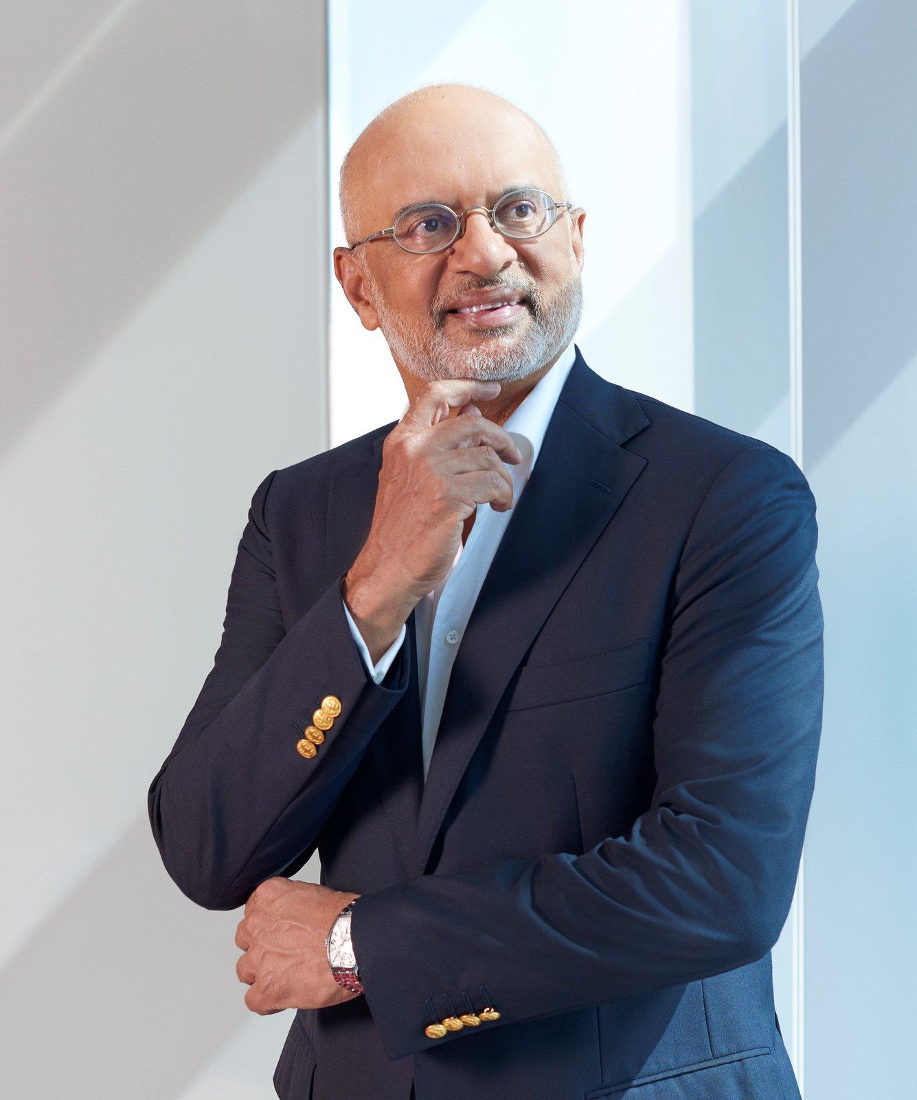 Cyfrowy lider wakcji. Piyush Gupta prezes banku wspieranego przez AI