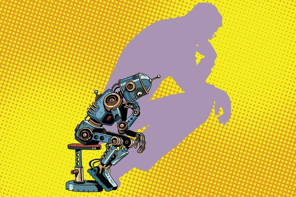 AI, roboty oraz etyka werze COVID-19