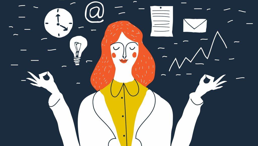 Kontrolowanie stresu iemocji wczasie zdalnej pracy