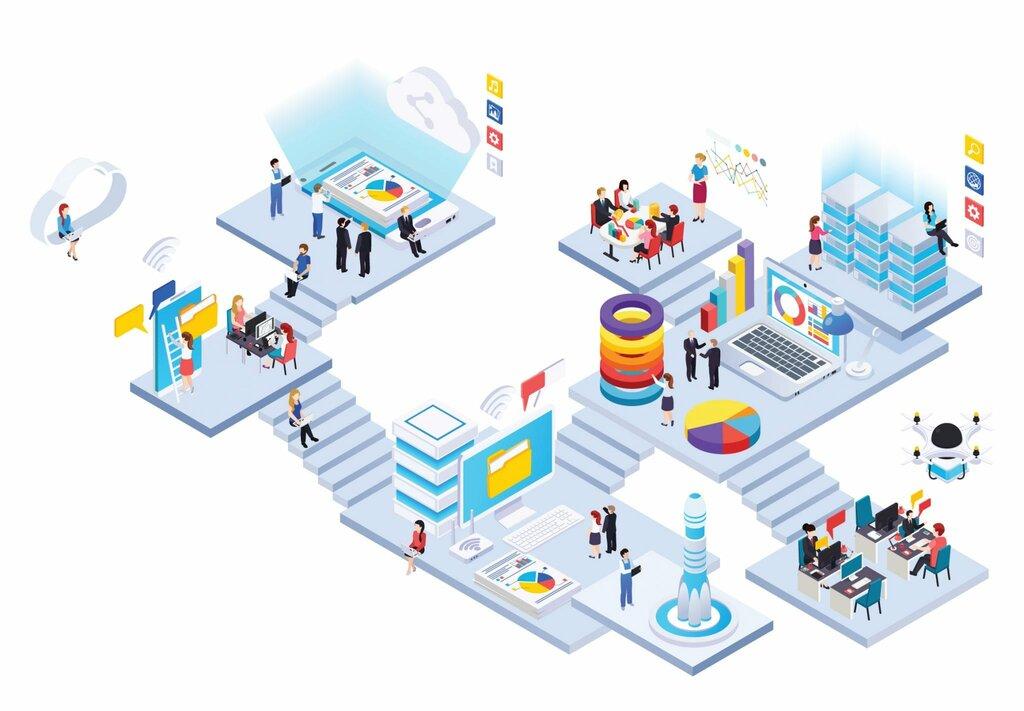 Jak burzyć silosy izachować pozycję rynkową dzięki transformacji cyfrowej?