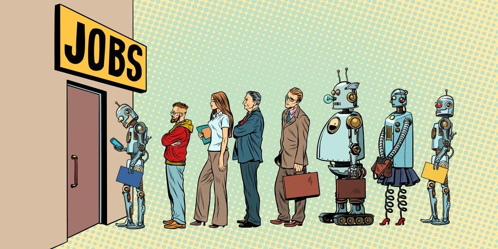 Cyfryzacja tworzy nowe miejsca pracy.  Zadbaj, żeby były one wtwojej firmie