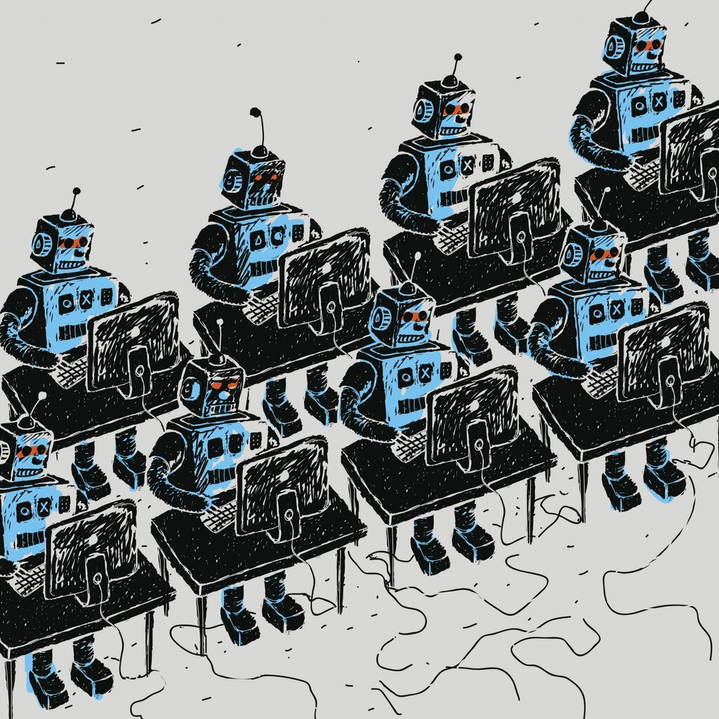 Zalety prowadzenia komunikacji zwykorzystaniem narzędzi opartych na sztucznej inteligencji