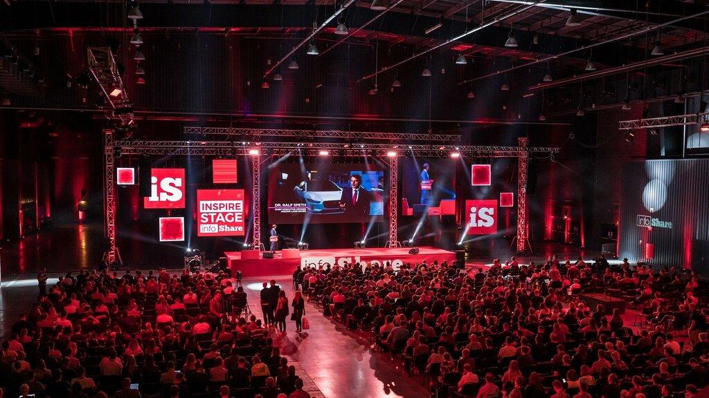 Kto wystąpi na Infoshare 2021 – największym wCEE spotkaniu biznesu itechnologii?