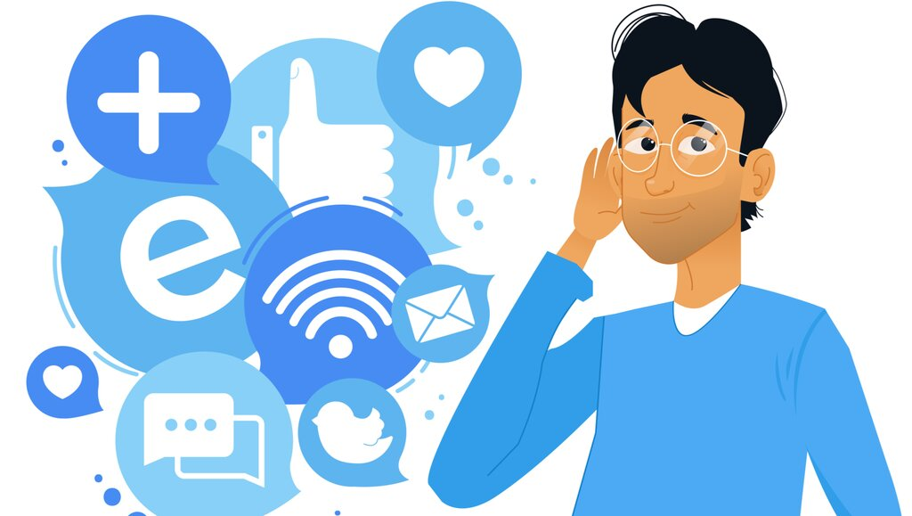 Naucz się słuchać. Jak wpraktyce wykorzystać social listening?
