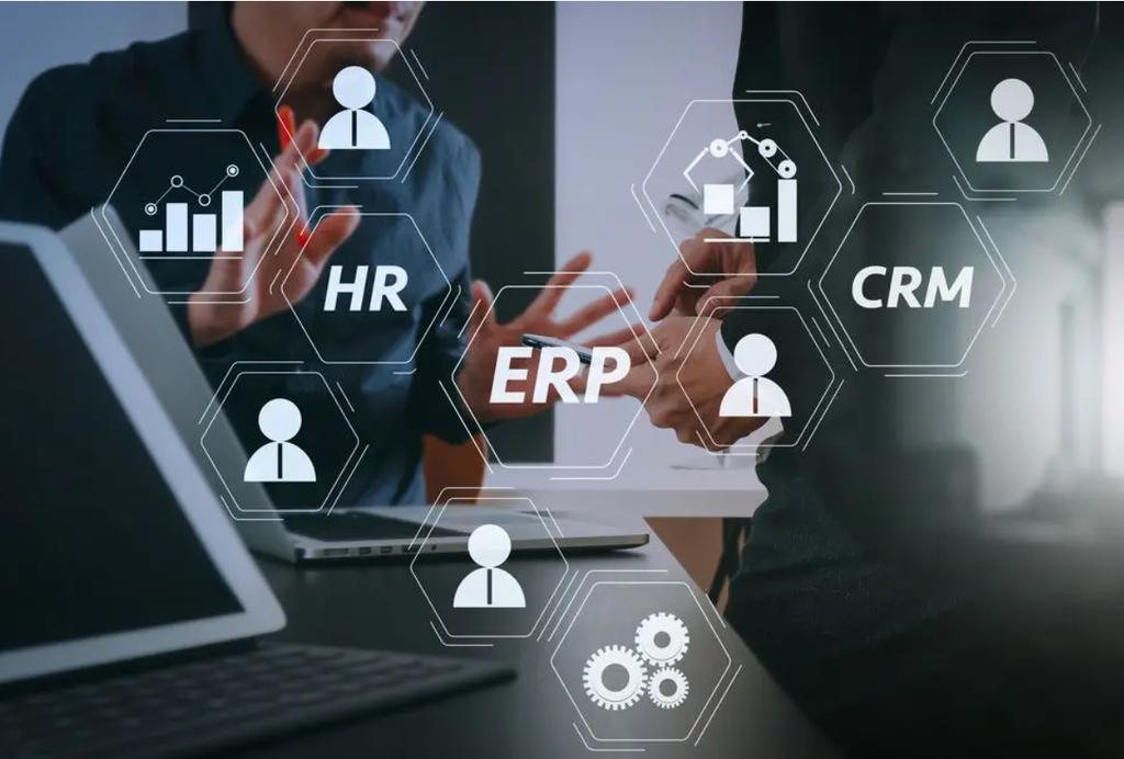 Nasz raport: CRM iERP - nowe wymiary transformacji cyfrowej