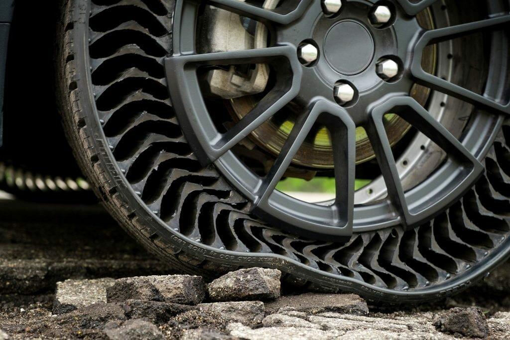 Samochody autonomiczne mogą być problemem dla... wulkanizatorów