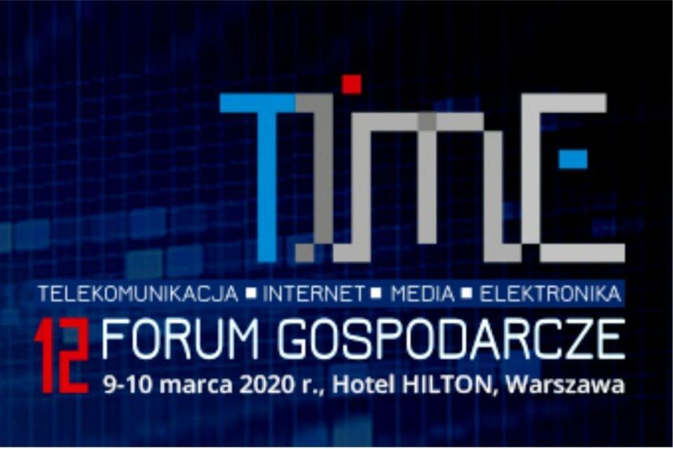 Sztuczna inteligencja zrobi karierę wfinansach. 12. Forum Gospodarcze TIME