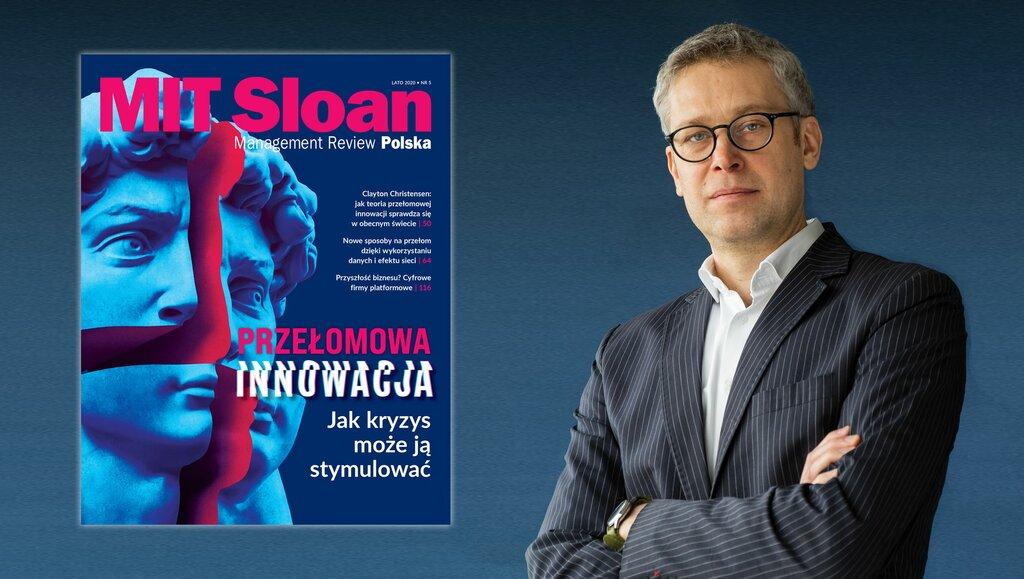Lato 2020 - nowy numer MIT Sloan Management Review Polska