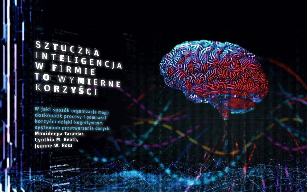 Sztuczna inteligencja wfirmie to wymierne korzyści
