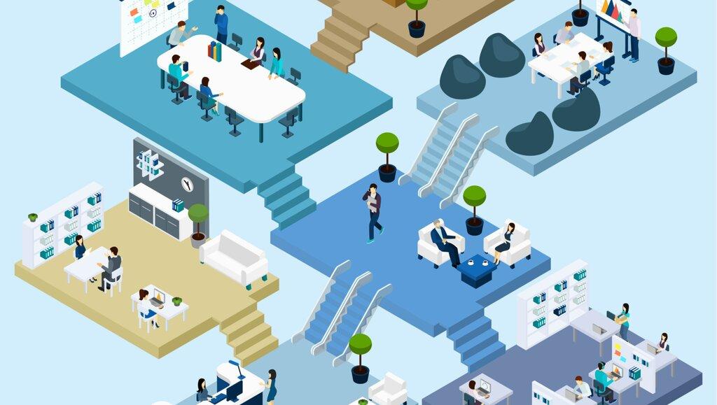 Jak przebudować biuro, by wzmocnić więzi społeczne