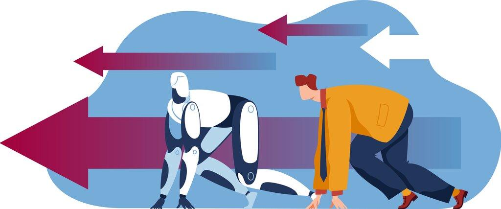 Sztuczna inteligencja rozwija kompetencje pracowników