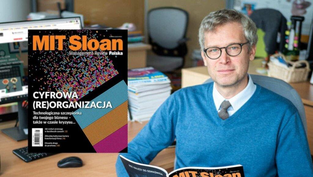 Wiosna 2020. Nowy numer MIT Sloan Management Review Polska