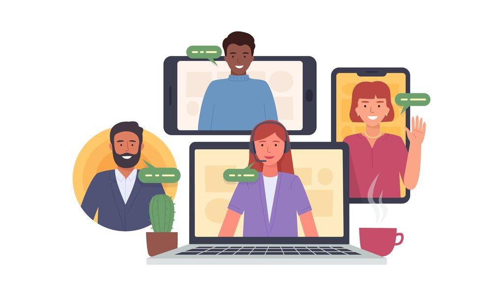Transformacja cyfrowych spotkań