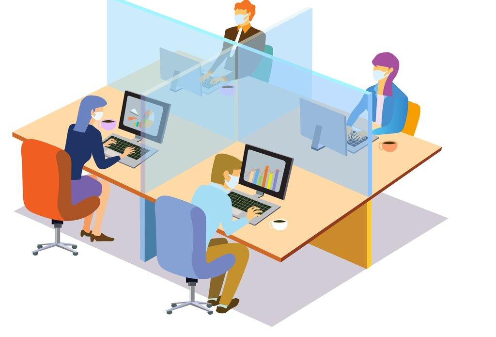 Nowe modele pracy wnowej normalności