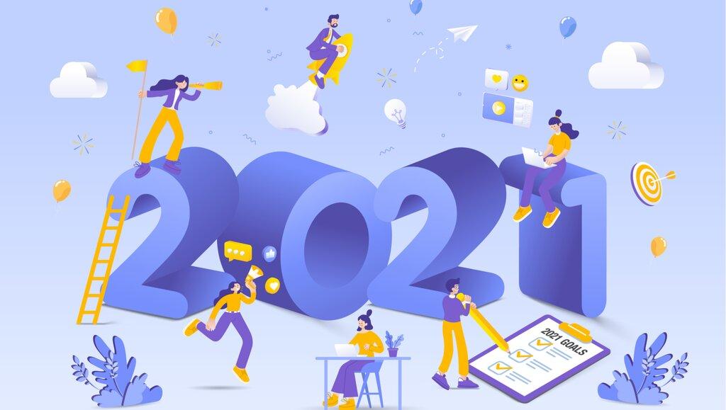 Cyfrowa strategia na rok 2021 - 5 tekstów, które pomogą ją stworzyć