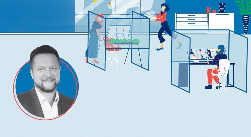 Wjaki sposób zachęcić pracowników, którzy polubili pracę zdalną, do regularnych wizyt wbiurze?