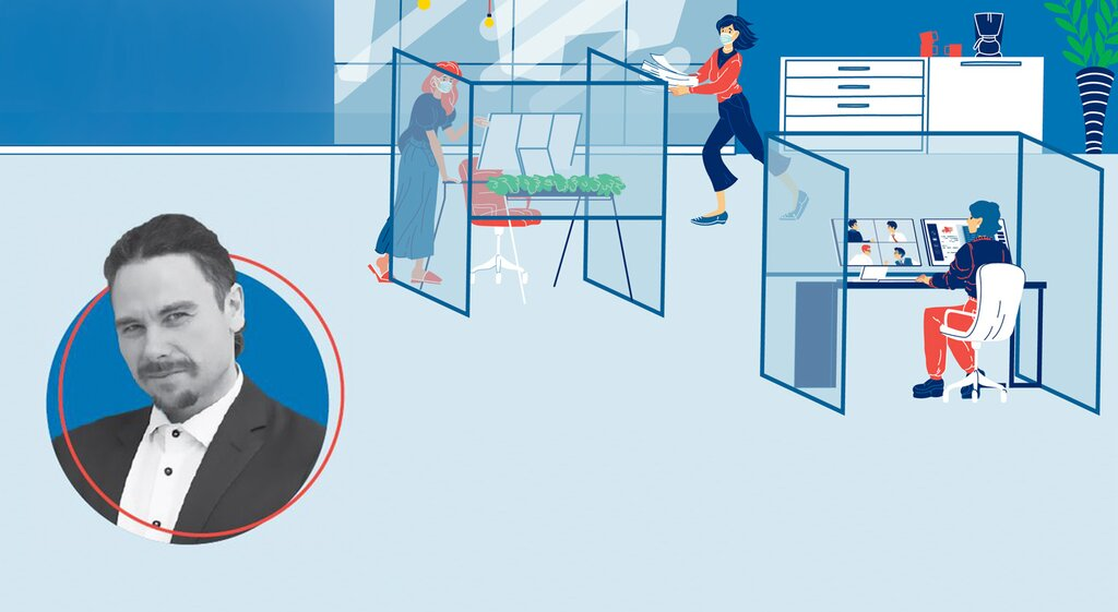 Jak zadbać opoczucie bezpieczeństwa sanitarnego uosób, które pracują wbiurze bądź je odwiedzają?
