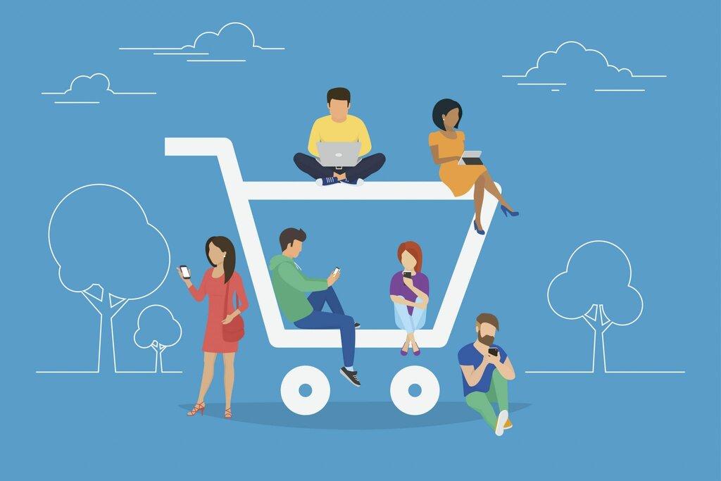 Rosnący biznes e-commerce