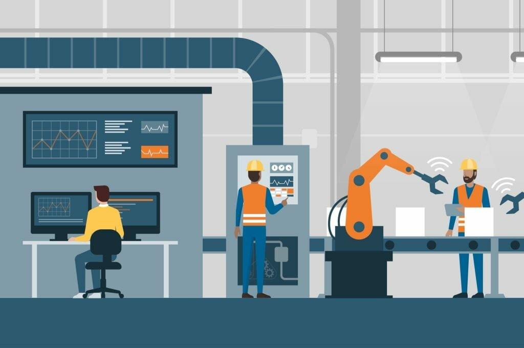Kompetencje cyfrowe firmy ważniejsze niż moce produkcyjne