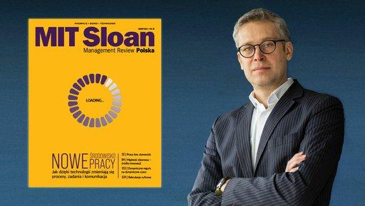 """Jesień 2021 Nowy numer """"MIT Sloan Management Review Polska"""""""