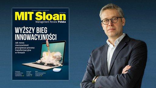 Jesień 2020 - nowy numer MIT Sloan Management Review Polska