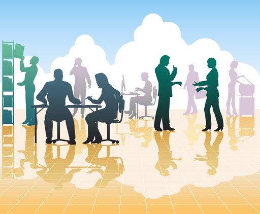 Biuro nowej normalności: rekonstrukcja czy transformacja miejsca pracy?