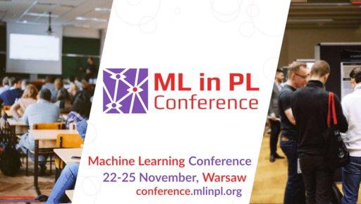 Konferencja ML in PL – uczenie maszynowe