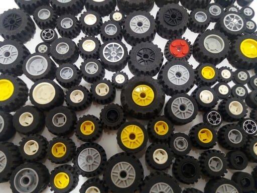 LEGO jest liderem nie tylko wsprzedaży klocków