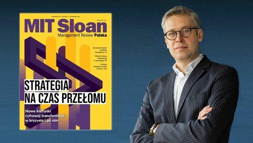 Zima 2021- nowy numer MIT Sloan Management Review Polska