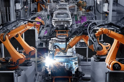 Robotyzacja = ogromne zwolnienia wprzemyśle samochodowym