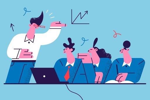 Podnoszenie umiejętności dzięki coachingowi współpracowników