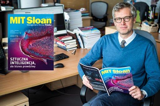Jesień 2019. Nowy numer MIT Sloan Management Review Polska