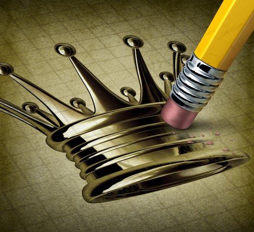 Dlaczego królowie innowacji przegrywają zprzeciętniakami?