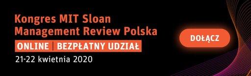Ważny komunikat dotyczący II Kongresu MIT Sloan Management Review Polska