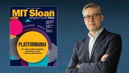 "Lato 2021 Nowy numer ""MIT Sloan Management Review Polska"""