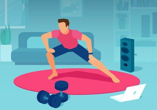 Trening na żądanie. Jak technologia (i pandemia) zmieniają branżę fitness