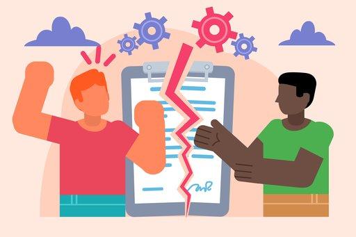 Co zrobić, gdy zawodzi współpraca