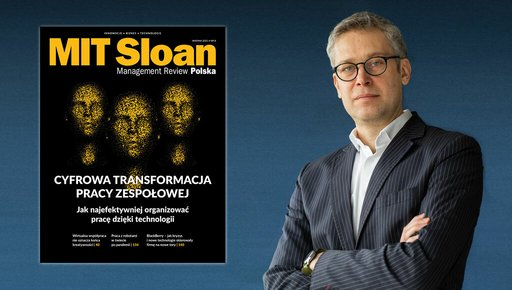 Wiosna 2021 Nowy numer MIT Sloan Management Review Polska