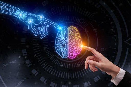 Sztuczna inteligencja połączy się znaszym mózgiem